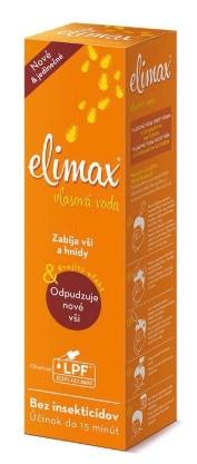 Elimax vlasová voda proti všiam a hnidám