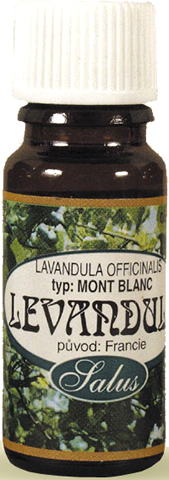 Salus Éterický olej Levanduľa