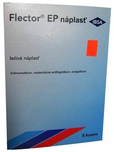 Flector EP náplasť emp.med.10x14g