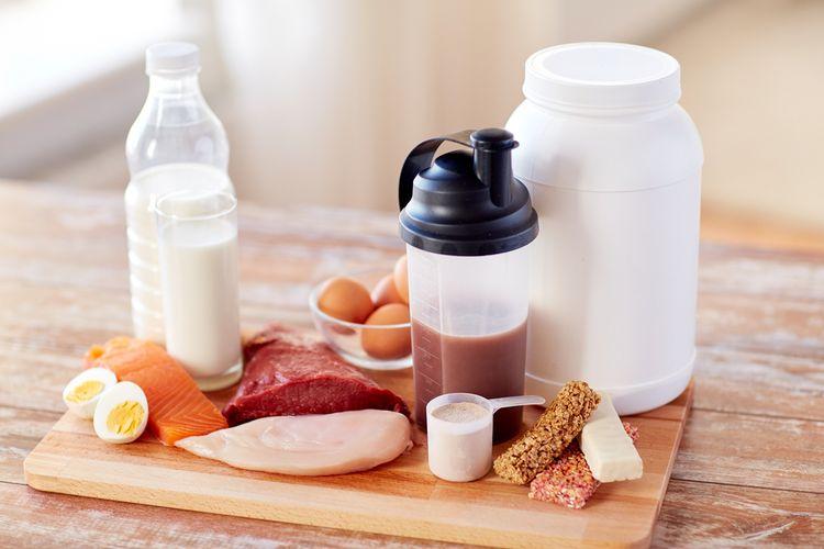 Výživový doplnok na nabratie hmoty - gainer