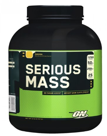 Gainer Serious Mass - Optimum Nutrition