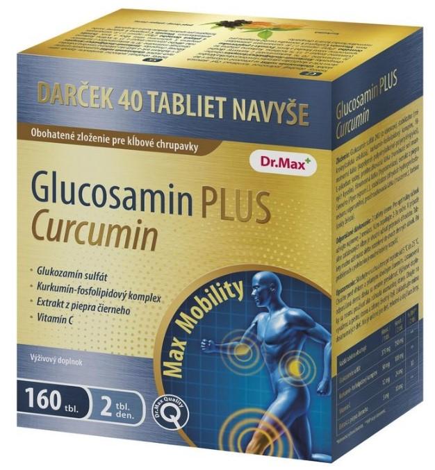 Dr.Max Glucosamin PLUS Curcumin