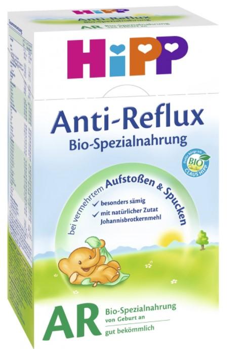 HiPP Anti-Reflux BIO - Špeciálna dojčenská výživa