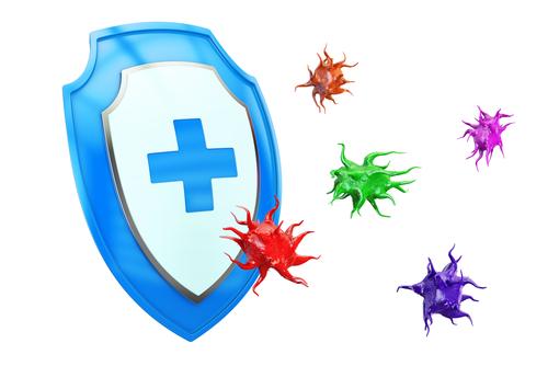 Imunitný systém nás ochraňuje pred rôznymi baktériami a vírusmi