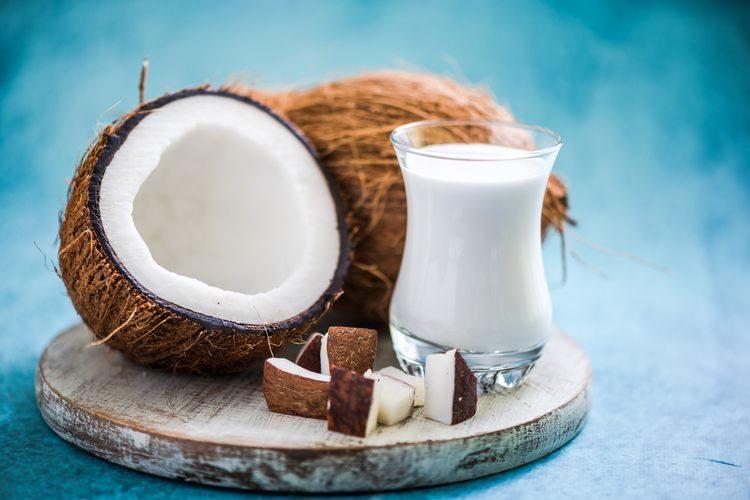 Kokosové mlieko - zloženie a účinky