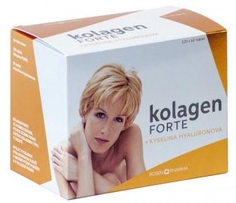 Rosenpharma Kolagen Forte+ Kyselina hyaluronová