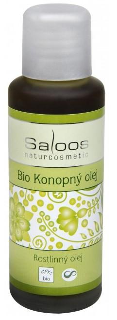 Bio konopný olej Saloos