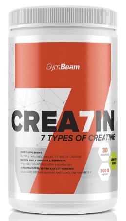 Kreatín Crea7in 300 g - GymBeam