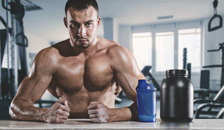 Kreatín na nárast výkonu, svalového objemu, sily avýbušnosti