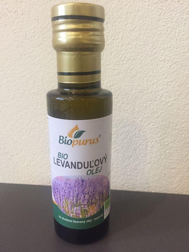 BIO Levanduľový olej biopurus