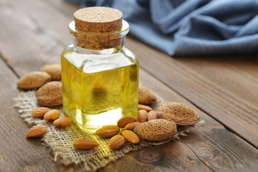 Mandľový olej účinky a využitie