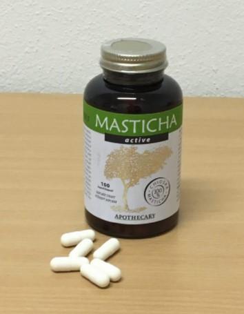 Masticha active, Chioská masticha 100 kapsúl