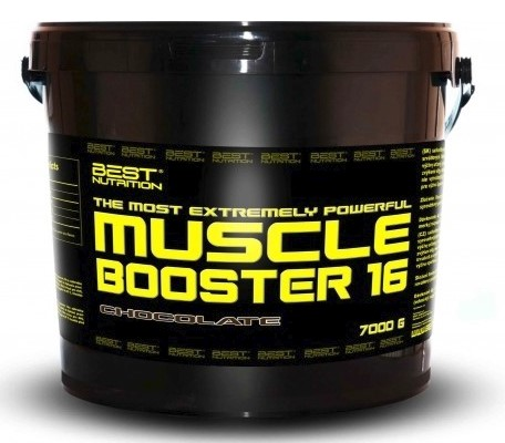 Best Nutrtition Muscle Booster 7000 g