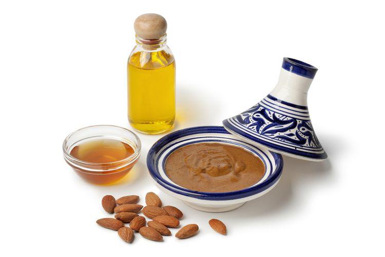Argánový olej v tradičnej marockej nátierke
