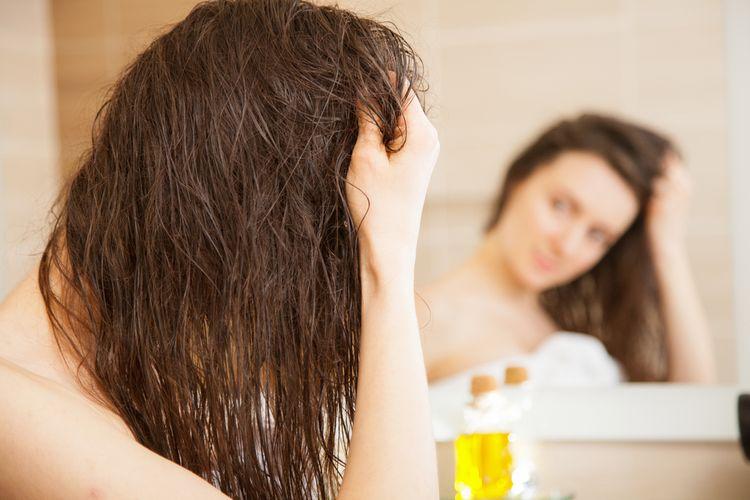 Čajovníkový olej na vlasy