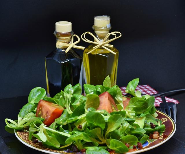 Sezamový olej do šalátov