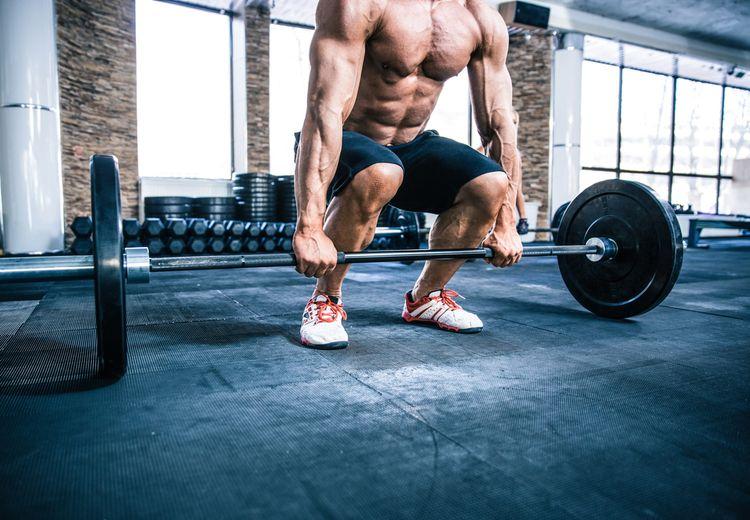 Posilňovanie v telocvični