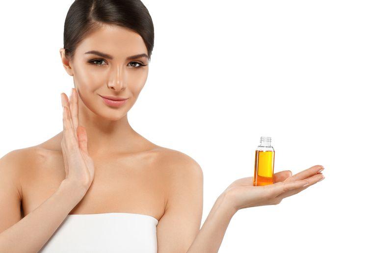 Vonkajšie použitie argánového oleja