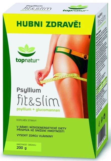 Topnatur Psyllium Fit&Slim