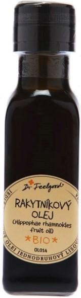 BIO Rakytníkový olej z dužiny Dr. Feelgood