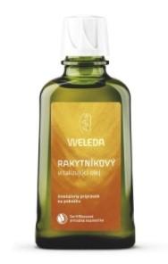 Weleda rakytníkový olej na masáže