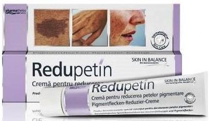Redupetin špeciálny nočný krém proti pigmentovým škvrnám 20ml