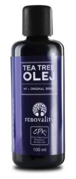 Renovality Tea Tree olej 100 ml