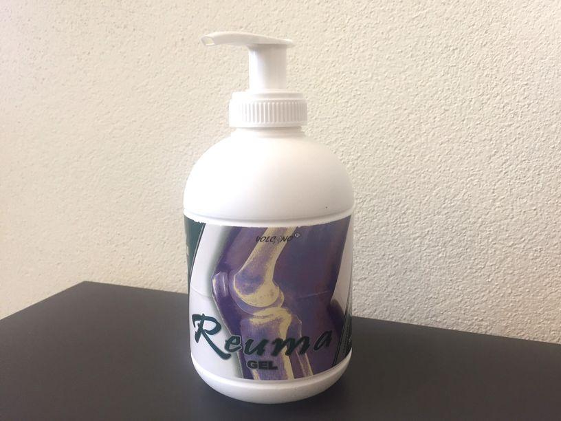 Reuma gél Volcano 300 g
