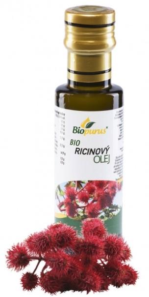 Biopurus ricínový olej na vnútorné užívanie