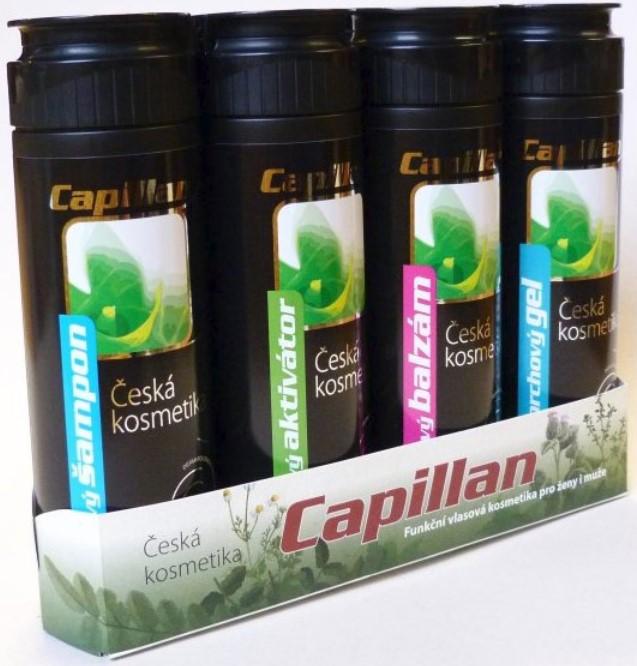 Vlasová kozmetika Capillan - sada výrobkov