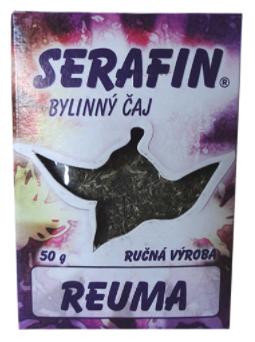 Serafin Bylinná zmes Reuma