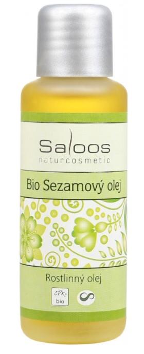 Sezamový olej Saloos