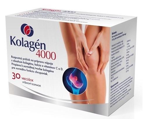 Stada Pharma Kolagen 4000 30 vrécušok
