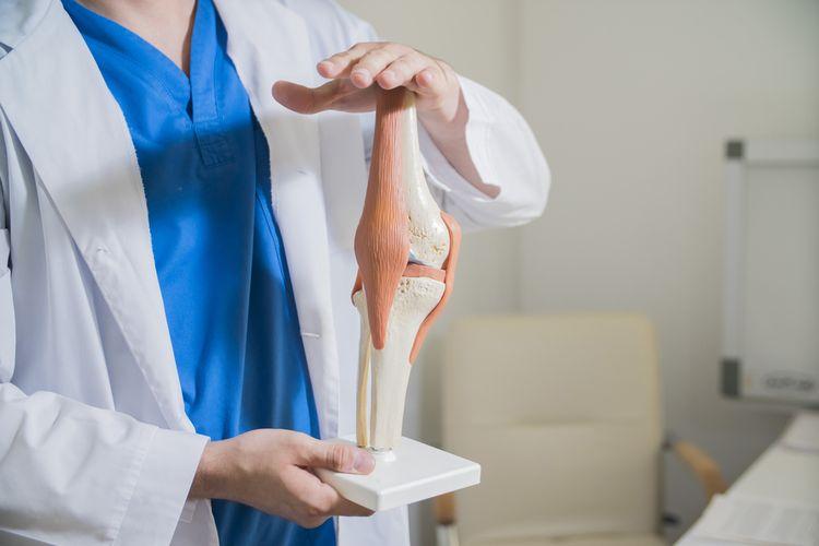 Opotrebenie kĺbov ako dôsledok nedostatku kolagénu