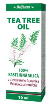 Tea Trea Oil - 100%silica z australského čajovníka