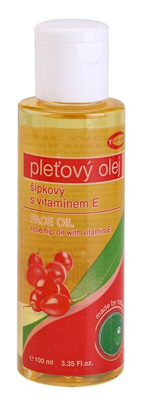 Pleťový šípkový olej Topvet
