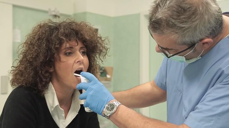 Lokálne znecitlivenie hrdla pred gastrofibroskopiou