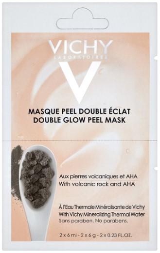 VICHY MASQUE Rozjasňujúca peelingová maska - chemický peeling na doma