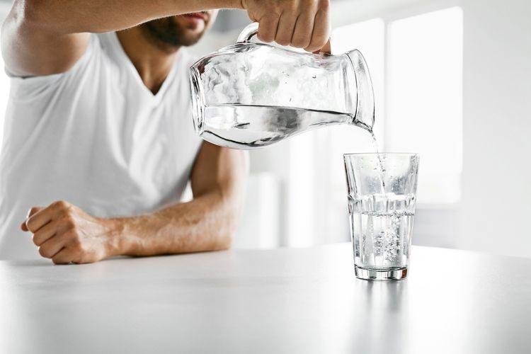 Pitný režim ako prevencia bolesti hlavy