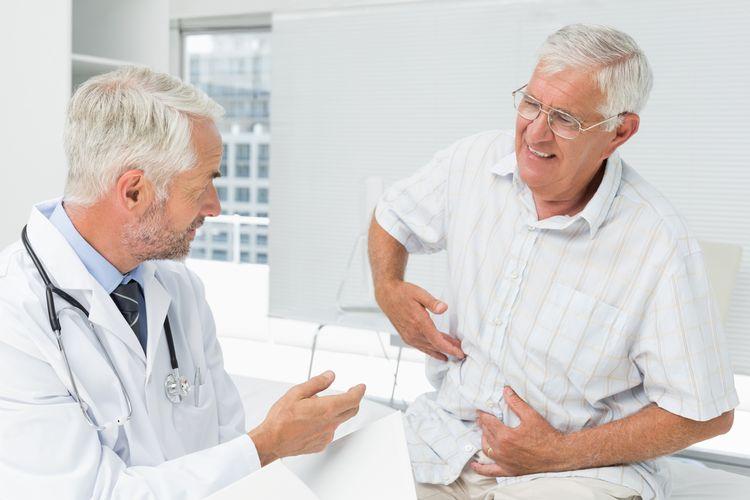 Vyšetrenie kyslosti žalúdka u lekára