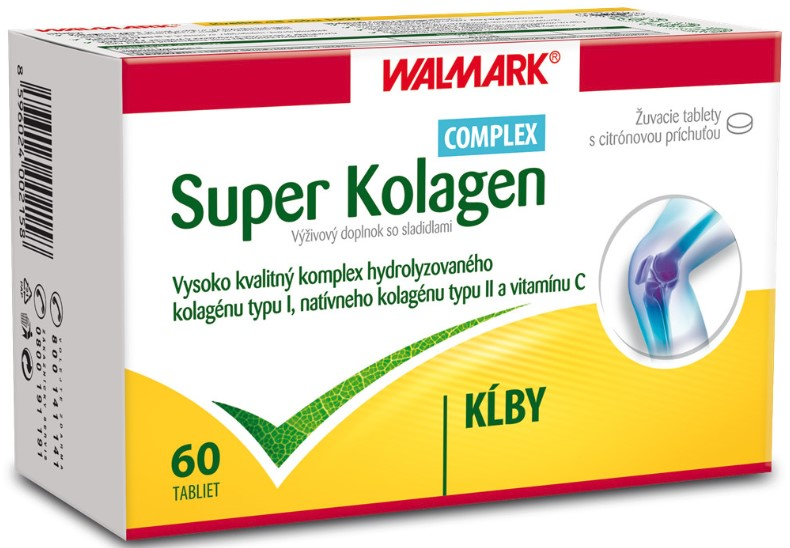 Walmark Super Kolagen Complex 60 tbl.