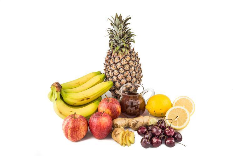 Ovocie pri liečbe choroby dna