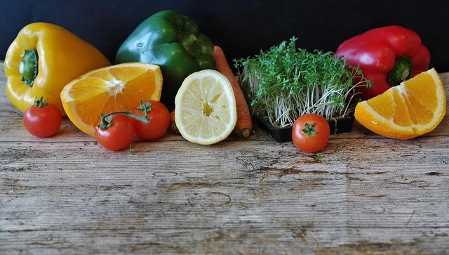 Čerstvá zelenina a ovocie